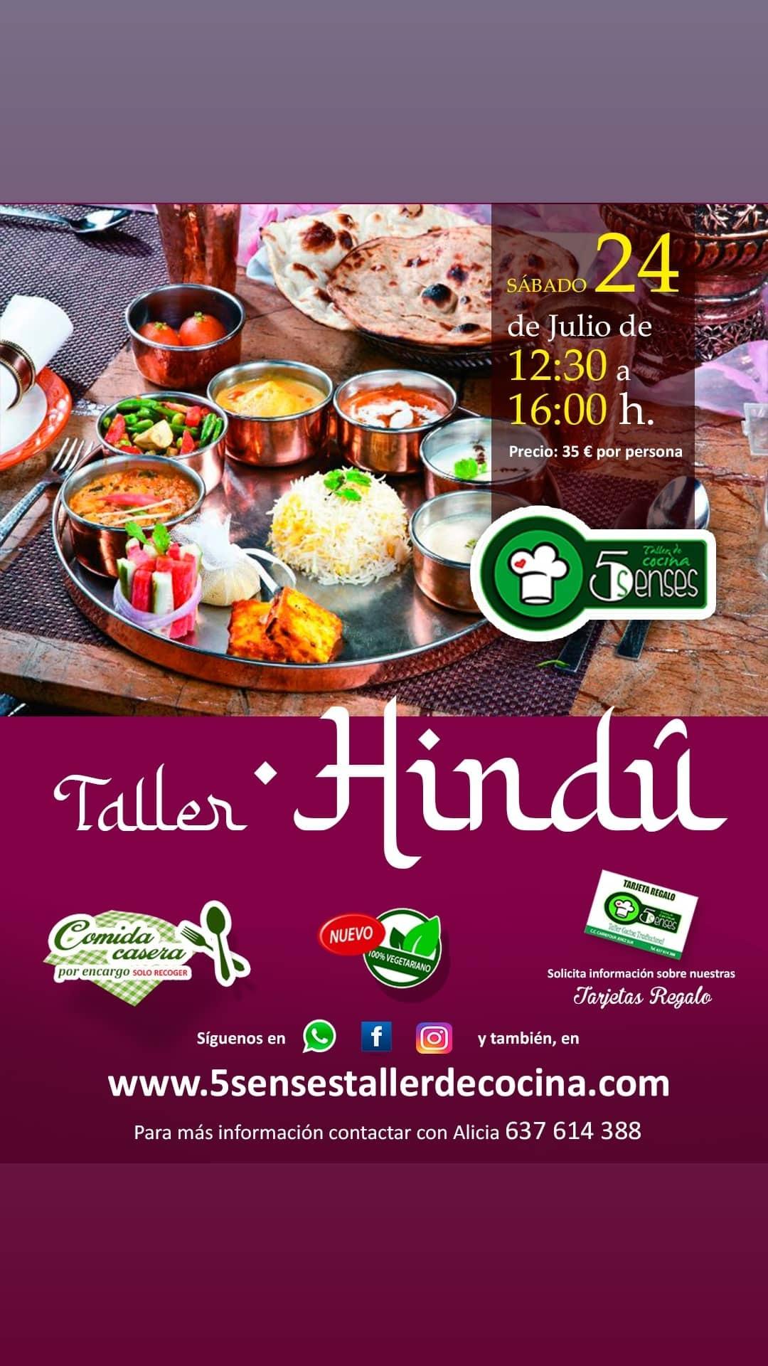 TALLER HINDU