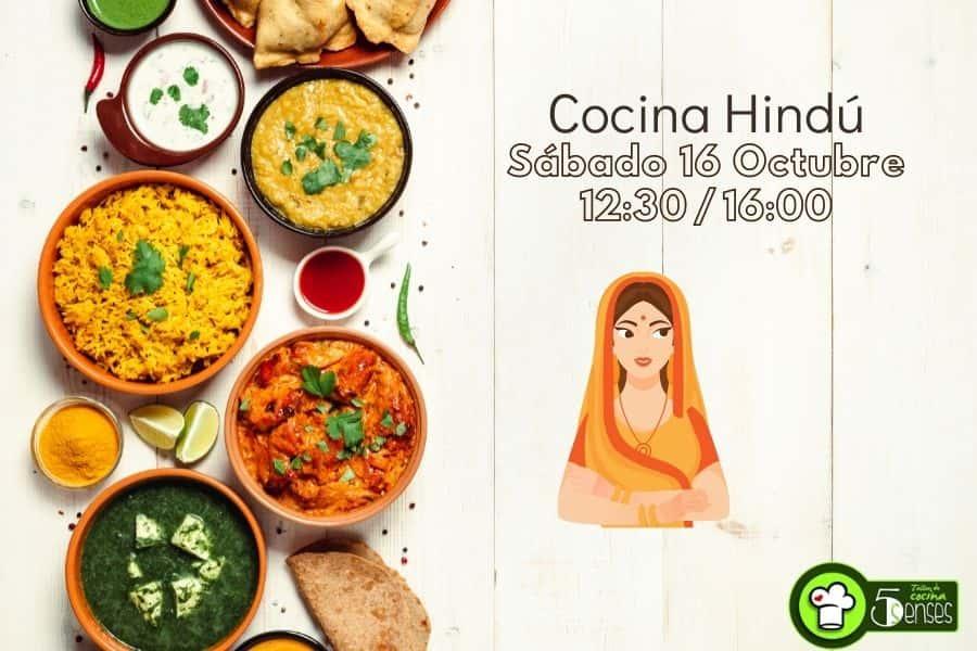 Cocina Hindu 16 OCtubre Jerez
