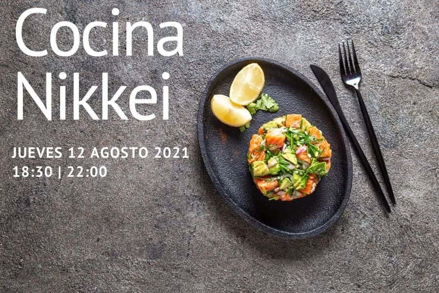 Cocina Nikkei en 5 Senses Taller de Cocina