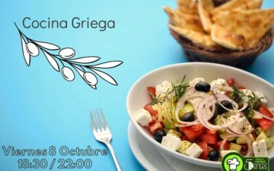 Taller Cocina Griega